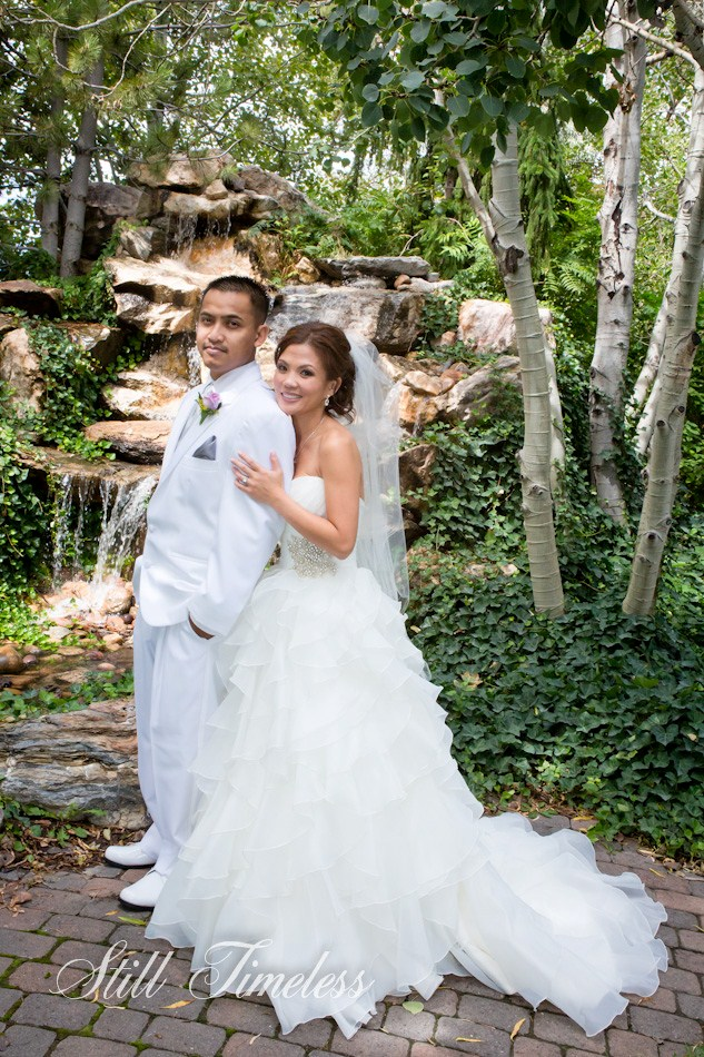 anne and chan�s wedding a sneak peek still