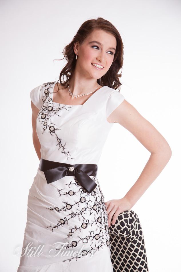 modest prom dresses | Still Timeless Blog