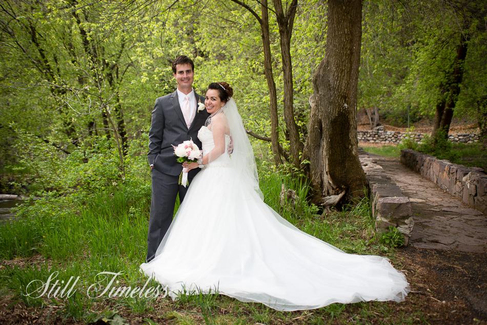 Elyse and hamers sneak peek a wedding at millcreek for Affordable utah wedding photographers